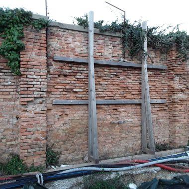 016 Degrado urbano ambiente - Bonifica Gasometri © MTK Gasometri Venezia Srl