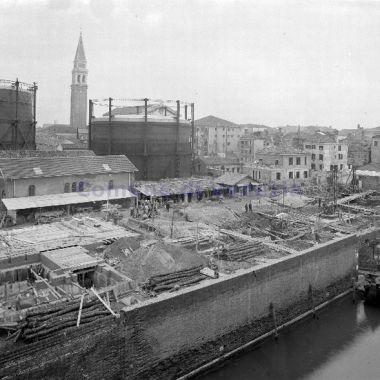 02 1929 foto storica - Bonifica Gasometri Venezia