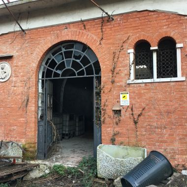024 Degrado urbano ambiente - Bonifica Gasometri © MTK Gasometri Venezia Srl