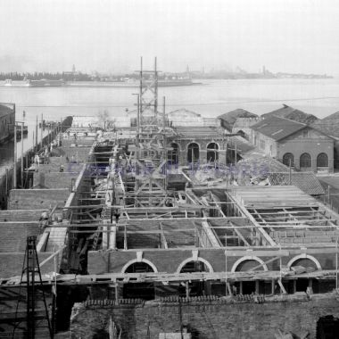 04 1929 foto storica - Bonifica Gasometri Venezia