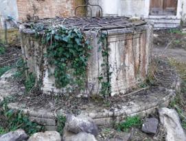 04 vera da pozzo Campo San Francesco - Bonifica Gasometri Venezia