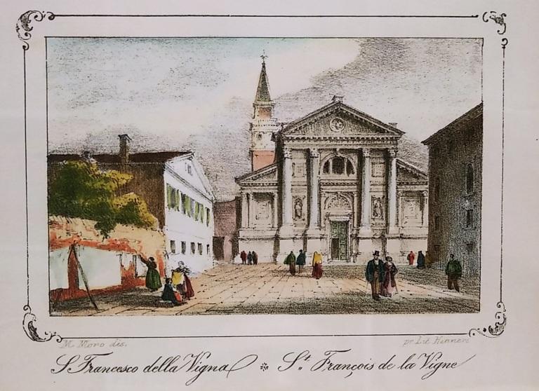 05 Campo San Francesco della Vigna - Bonifica Gasometri Venezia