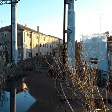 050 Degrado urbano ambiente - Bonifica Gasometri © MTK Gasometri Venezia Srl