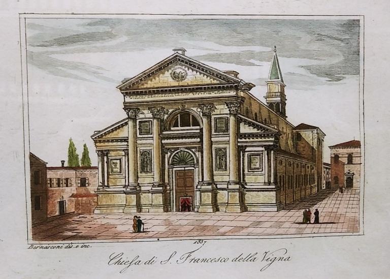 06 1837 Campo San Francesco della Vigna - Bonifica Gasometri Venezia