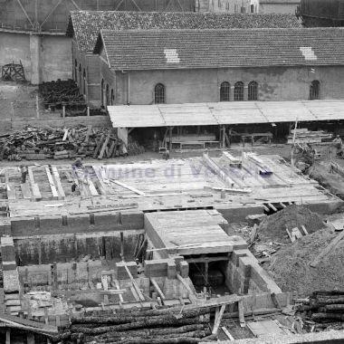 06 1929 foto storica - Bonifica Gasometri Venezia