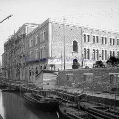 07 1930 foto storica - Bonifica Gasometri Venezia