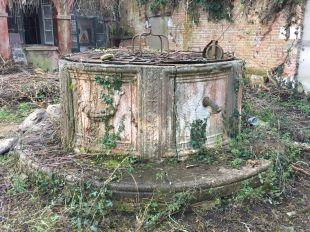 07 vera da pozzo Campo San Francesco - Bonifica Gasometri Venezia