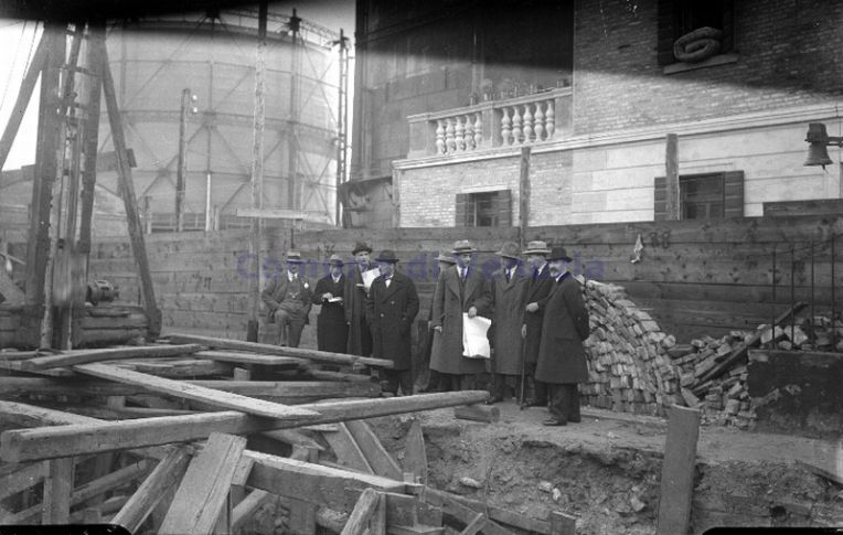 08 1930 foto storica - Bonifica Gasometri Venezia