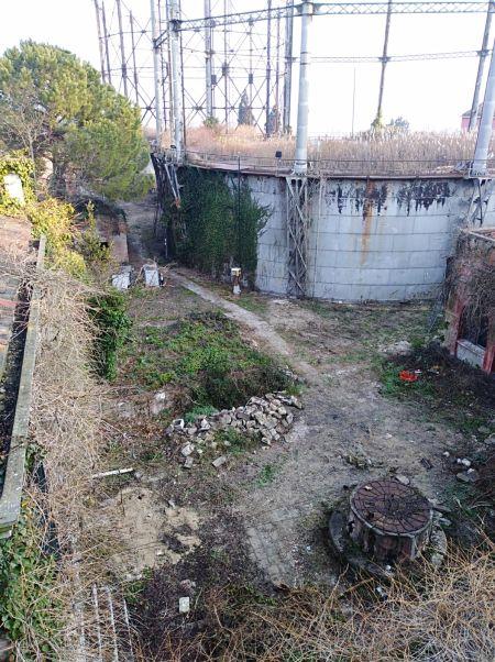 08 vera da pozzo Campo San Francesco - Bonifica Gasometri Venezia