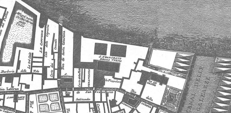 1729 Ludovico Ughi - Bonifica Gasometri venezia