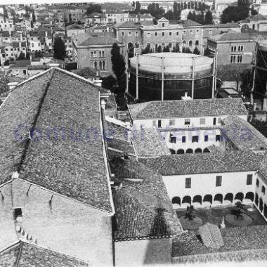 1969 foto storica 1 - Bonifica Gasometri Venezia