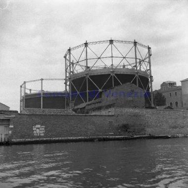 1969 foto storica 2 - Bonifica Gasometri Venezia