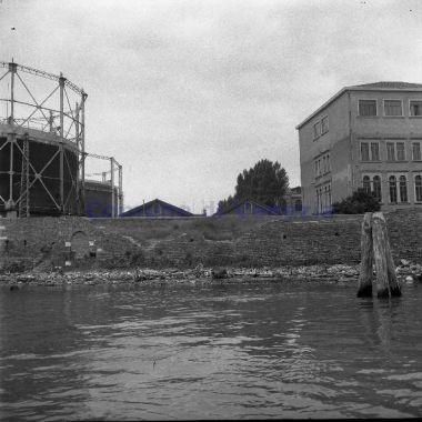 1969 foto storica 4 - Bonifica Gasometri Venezia