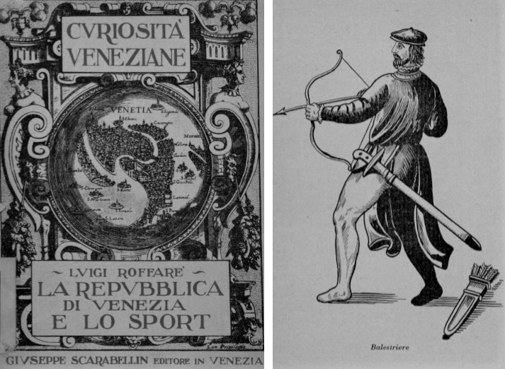 Balestriere Repubblica Serenissima - Bonifica Gasometri Venezia