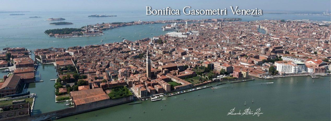 Bonifica Gasometri Venezia