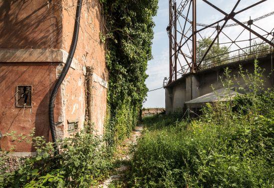01 foto 2019 degrado urbano ambientale Gasometri Venezia © MTK Gasometri Venezia Srl