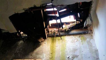 011 Fase Aprile 2020 - Bonifica Gasometri Venezia © MTK Gasometri Venezia Srl - Demolizione edificio G prima int