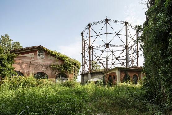 012 foto 2019 degrado urbano ambientale Gasometri Venezia © MTK Gasometri Venezia Srl