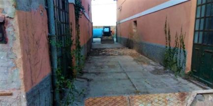 04 Fase Aprile 2020 - Bonifica Gasometri Venezia © MTK Gasometri Venezia Srl - Pulizia area