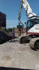 07 palancole infissione luglio 2020 - Bonifica Gasometri Venezia