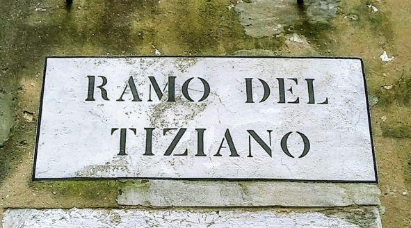 Venezia Casa Vecellio, ninzioleto RAMO DEL TIZIANO - foto di Vittorio Baroni - Bonifica area Gasometri